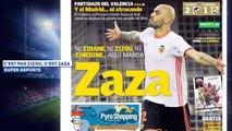 Zidane trollé en Espagne après la défaite | Revue de presse