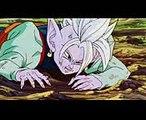 Dragon Ball Z Kai Majin Vegeta Powers Up Against Majin Buu