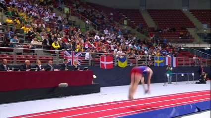 Austin Nacey - 2017 World T&T Championships - Tumbling Team Final
