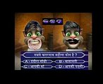 KBC Funny Comedy Part - 3 - Talking Tom Hindi - Talking Tom Funny Videos - KBC Funny Video