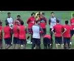 Neymar Funny Training in PSG - ft. Dani Alves, Lucas, Thiago Silva 04082017