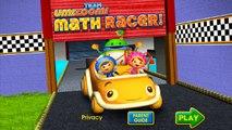 TEAM UMIZOOMI: MATH RACER ✔ MAKE AND RACE | SUPER RACE | Cartoon Racing Game