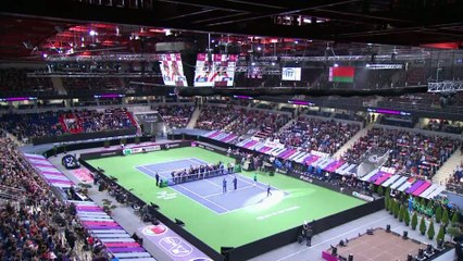 LIVE: Fed Cup Final Day 2