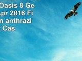 SIMON PIKE BERN Amazon Kindle Oasis 8 Generation Apr 2016 Filztasche in anthrazit
