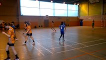 """-15F : 3 minutes de match avec les """"furieuses"""" à Colombes"""