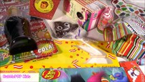 Candy BONANZA! GIANT Gummy Cola & SUGAR Daddy! Poop Lolli! FAIRY FOOD Baby Bottle TROLLS! FUN