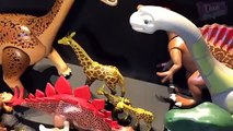 70 PLAYMOBIL DINOSAURS AND ANIMALS for kids - DINOSAUR TOY COLLECTION - Learn Dinosaur Animal Names
