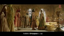 Padmavati : Ek Dil Ek Jaan Video Song   Deepika Padukone   Shahid Kapoor   Sanjay Leela Bhansali