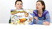 LA CUCARACHA GIOCO DA TAVOLO per bambini e ragazzi, diamo la caccia allo scarafaggio schifoso!