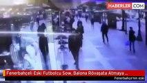 Fenerbahçeli Eski Futbolcu Sow, Balona Rövaşata Atmaya Çalışan Gence Mesaj Gönderdi