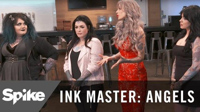 Watch[FULL'HD] ~ Ink Master: Angels Season 1 Episode 7 V.i.o.o.z Eng Sub
