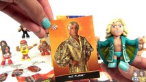 FULL BOX WWE World Wrestling Entertainment Dog Tag with Hulk Hogan, John Cena Superstar Tags / TUYC