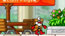 PAPYRUS vs JACK SKELLINGTON! (Undertale vs Disney) Cartoon Fight