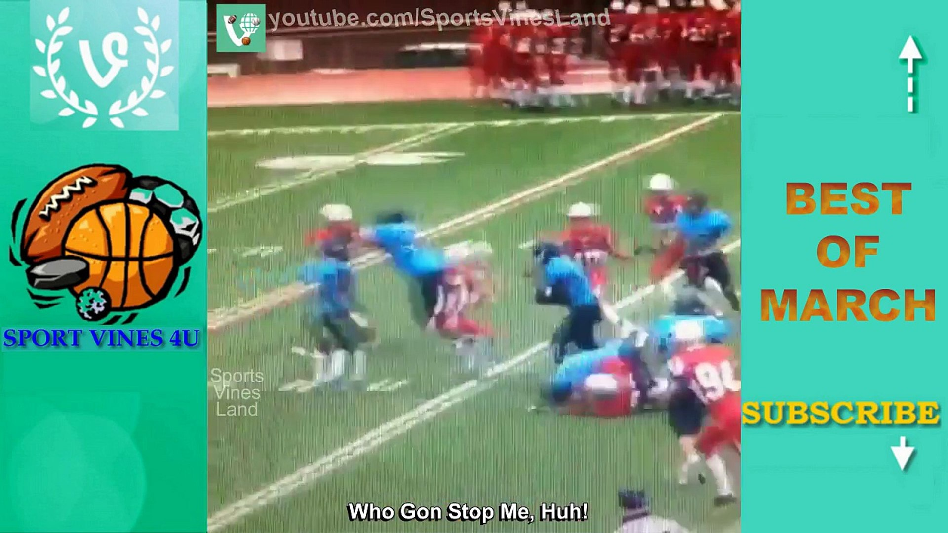 Best Sports Vines 2016 - MARCH Week 4 _ w_ Title & Song's names | Funny Sport | Funny Footb