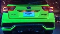 スバル インプレッサ FUTURE SPORT CONCEPT 実車見てきたよ☆新型インプレッサをベースにダイナミック!SUBARU IMPREZA FUTURE SPORT CONCEPT