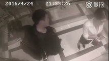 Creep Gropes Woman in Elevator, But Soon Learns Not to Mess with Her Martial Arts Skills!