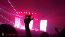BABYMETAL #5of5 BIG FOX @SSA DAY2 Before and After Live [20170927]Full Ver