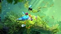 Rayman Legends Gameplay #1 - Lets Play Rayman Legends German