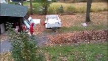 C'est l'automne, il est temps de cramer vos feuilles mortes