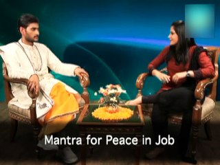 Want Peace In Job