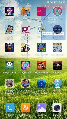 call blocker Innovative app