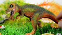 ДИНОЗАВРЫ. Динозавры и ядовитые Грибы | Мультфильм про Динозавров на русском. ИГРУШКИ ТВ