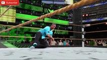 WWE Wrestlemania 33 Shane McMahon vs. AJ Styles Predictions