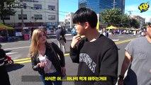 처음 한국 거리 축제를 간 외국인 반응 [코리안브로스] feat. 2017 위댄스 세계거리춤축제 Foreigner Went to Korean Street Festival for the First Time