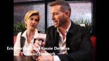 Eric Martsolf and Kassie DePaiva at Days of our Lives 2017 Day of Days Event