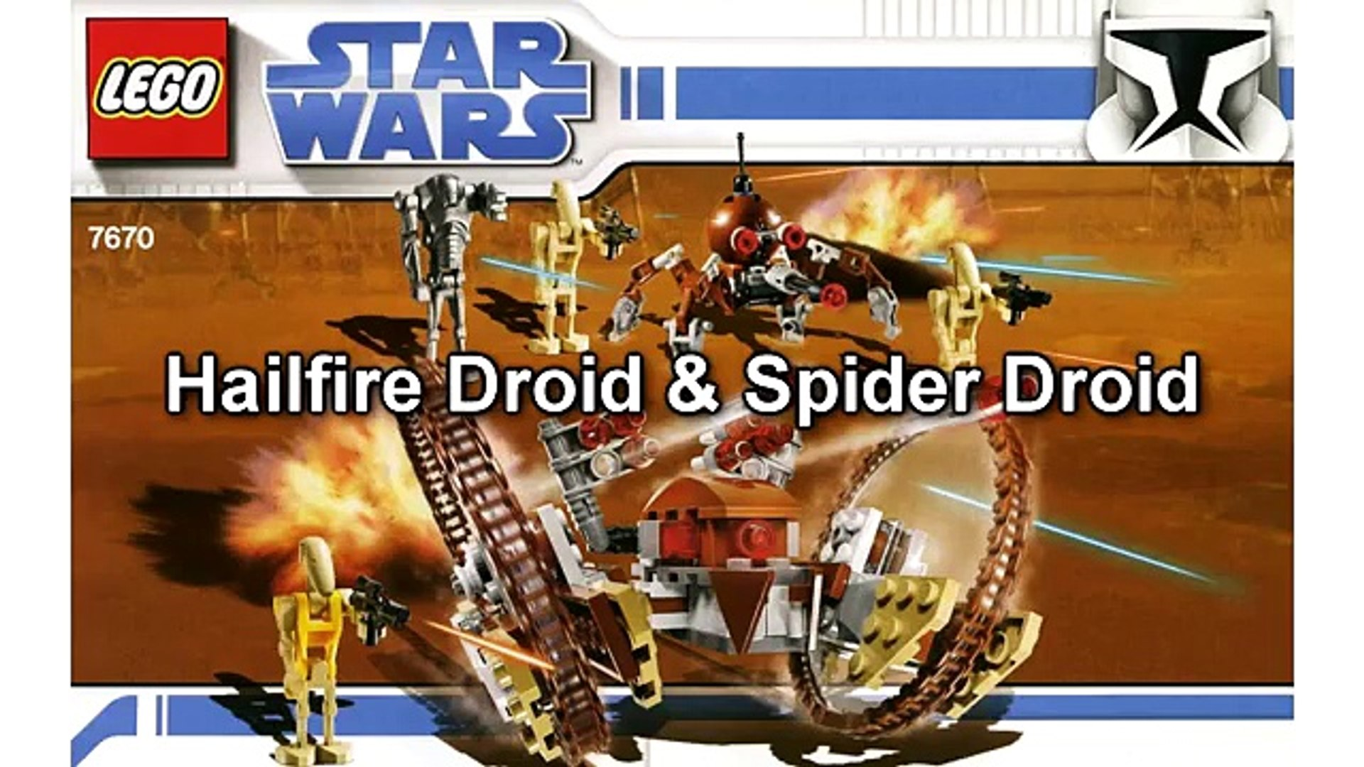 All Lego Star Wars The Clone Wars Sets Together 2008 New Review Ž±ç‰‡ Dailymotion