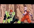 DBZ Kai Trunks vs Semi Perfect Cell