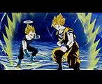 Dragon Ball Z - Sangoku et Vegeta contre Super Boo