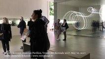 Brigitte Kowanz: Infinity and Beyond / Austrian Pavilion, Venice Art Biennale 2017