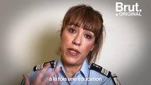 La lieutenant-Colonel Karine Lejeune dénonce les différentes violences faites aux femmes