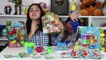 Jugando a Maquina La Garra de Zomlings Series 5 en Español Abrelo Toys Máquina La Garra