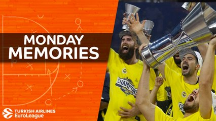Monday Memories: Fenerbahce's historic moment