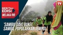 'Sambil daki bukit, sambil popularkan Jempol'