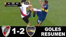 River Plate vs Boca Juniors 1-2 Resumen y Goles Súper Liga Argentina 2017 - EL CLASICO