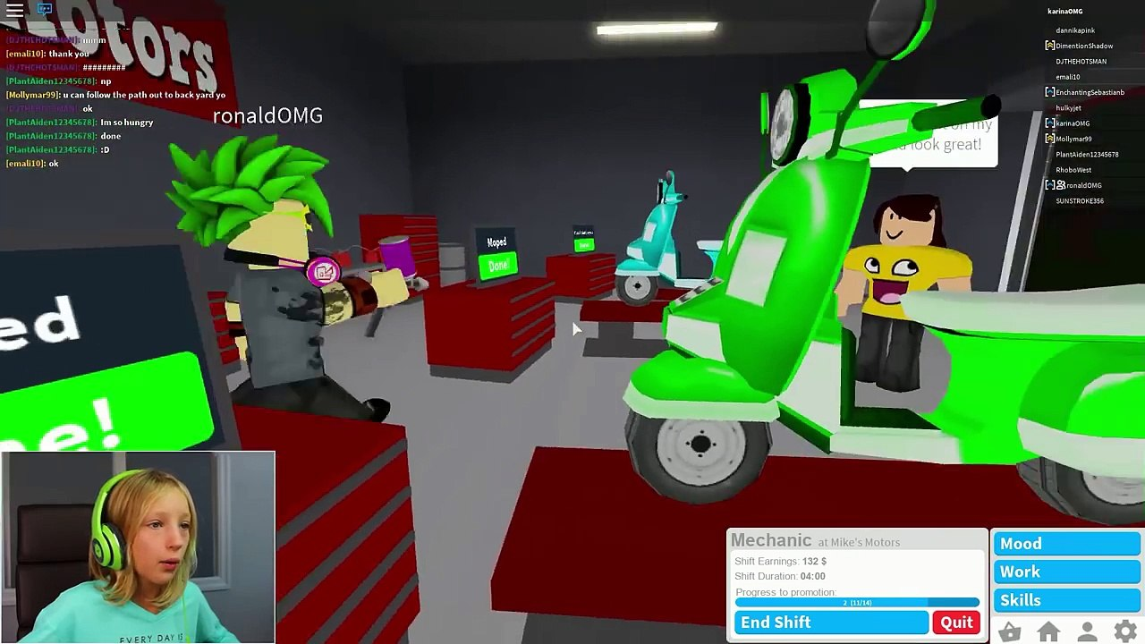 Karinaomg Playing Roblox Karina And Ronald Roblox