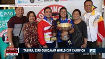 SPORTS BALITA: Tabora, 53rd QubicaAMF World Cup Champion