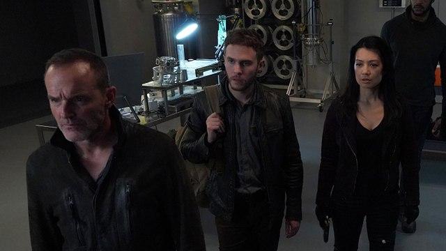 Tv Show!! Marvel's Agents of S.H.I.E.L.D. Season 5 Episode 18 [[Online]]