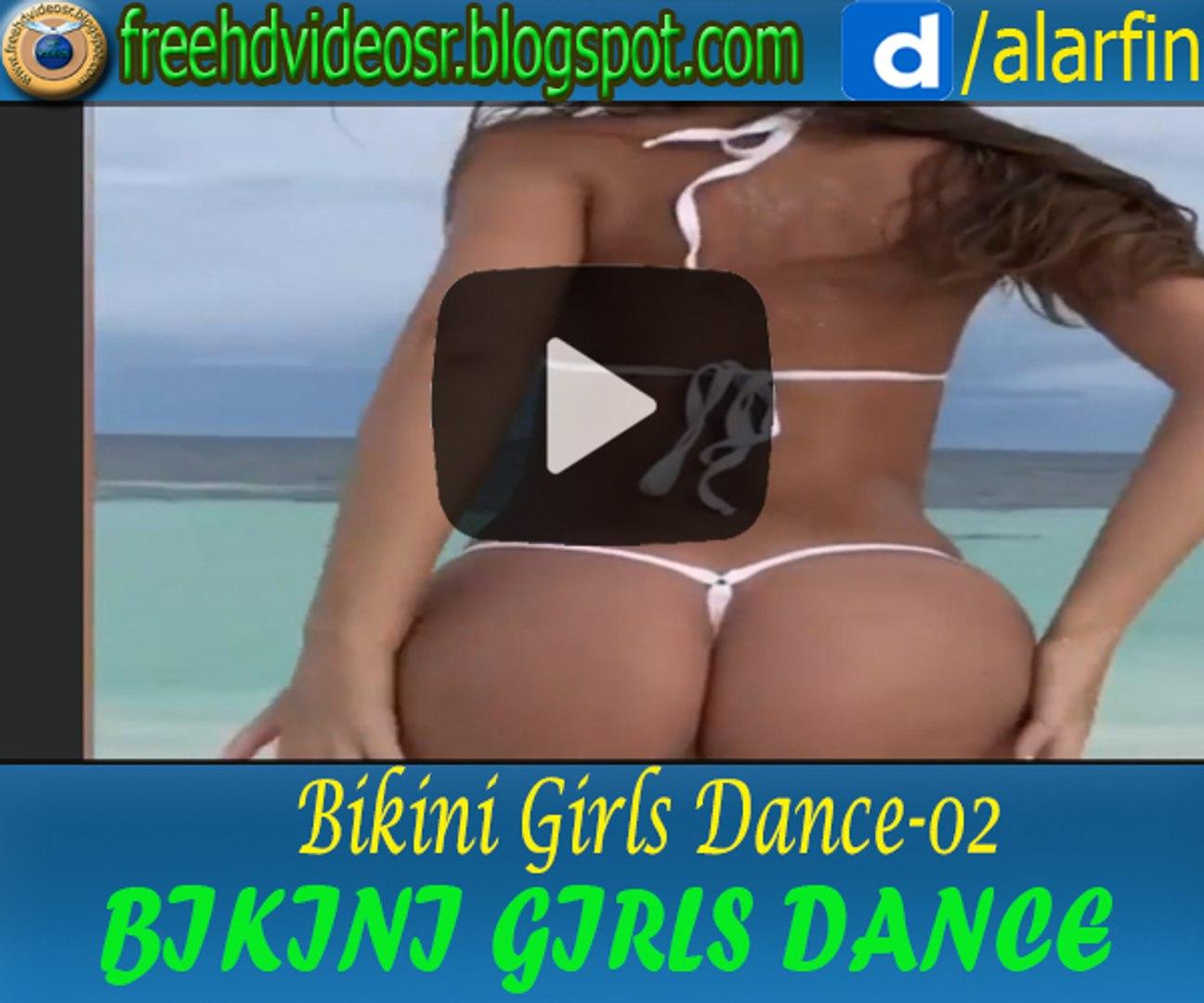 Bikini Girls Dance 02 | Bikini Dance | Bikini
