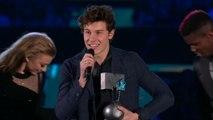 Mendes MTV Avrupa Müzik Ödül Töreni'nde 3 ödül kazandı