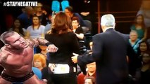 Truthfully Trisha gets an RKO out of nowhere on Dr Phil