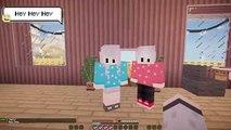 Minecraft ≡ Diner Dash Roleplay ≡ LEVEL EIGHT | VERNE & BURGER SUIT OSWALD