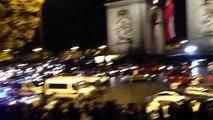 11 novembre 2017, Arc de Triomphe