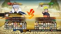 Vidéo présentation du roster sur le jeux Naruto Shippuden Ultimate Ninja Storm Revolution