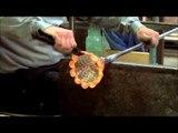 Royal Flush Girls visit Murano Glass factory in Venice