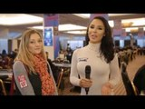Season XIV partypoker WPT Prague: Gaëlle Baumann feels the Christmas Spirit