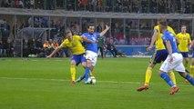 Qualifications Coupe du Monde 2018 - Italie / Suède - Y a-t-il penalty pour l'Italie ?